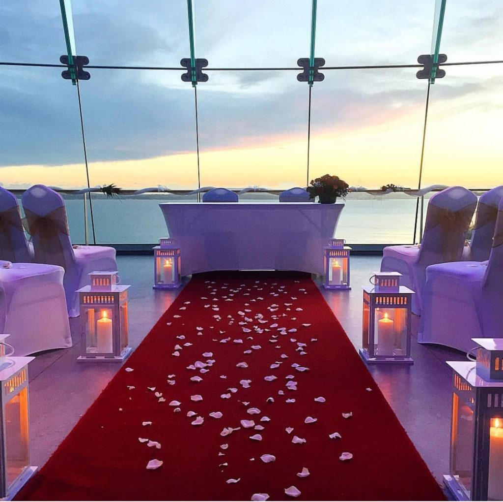 Wedding Reception Venues In Portsmouth: A Unique Wedding Venue To Make You Feel Like Royalty