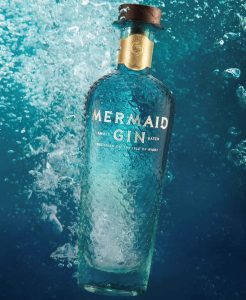 Isle of Wight Mermaid Gin New Look - Emirates Spinnaker Tower