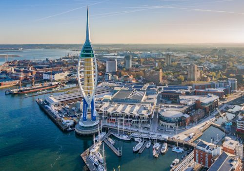 Vote for the Spinnaker Tower to win Best UK Leisure Attraction!