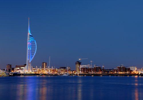 Tower to Light Blue for Brain Injury Awareness Week
