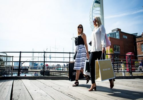 Shop 'til you Drop: The Perfect Shopping Destination