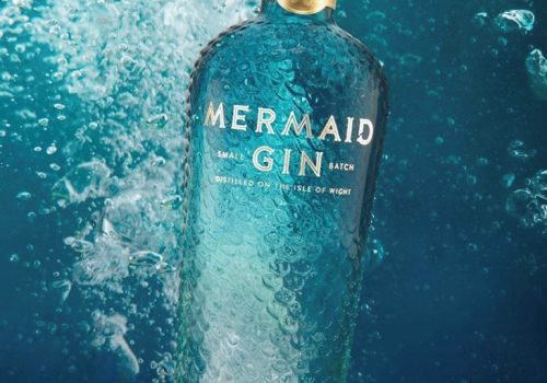 Isle of Wight Mermaid Gin New Look