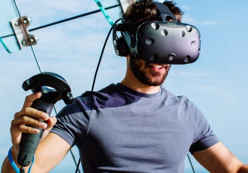 National Video Games Day: Spotlight on Altitude VR experience