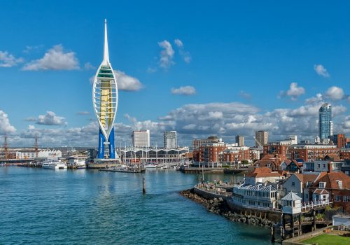 Emirates Spinnaker Tower included in Rough Guide to Accessible Britain