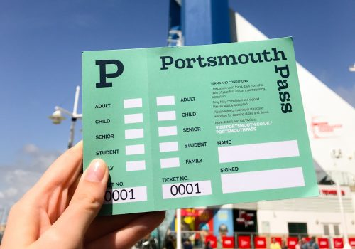 NEW Portsmouth Pass