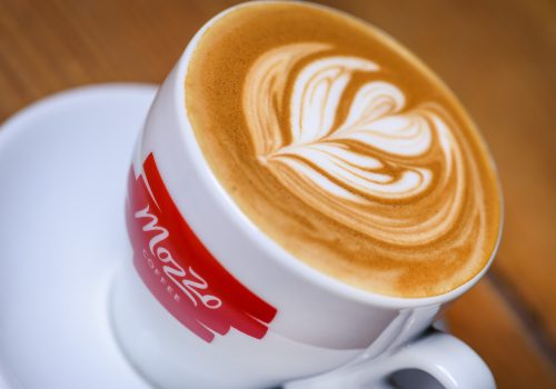 International Coffee Day – Celebrating local supplier, Mozzo Coffee