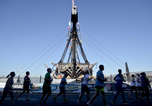 What to do in Portsmouth when the Great South Run is on