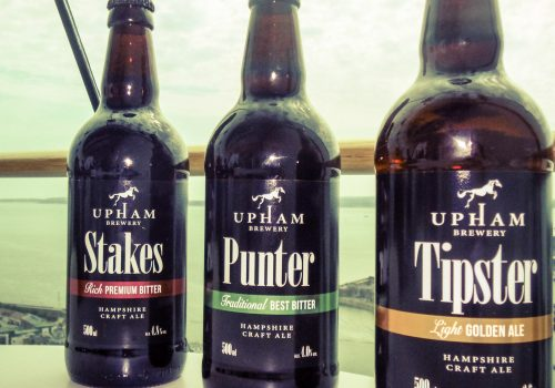 Introducing Local Supplier, Upham Brewery